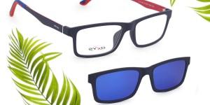 75acaa970e6fc2 Oxys Holiday VXC 3001 + nakładka z lustrzanką. Oxys – okulary z  polaryzacyjną ...